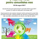 Anunt proeurocult august 2017