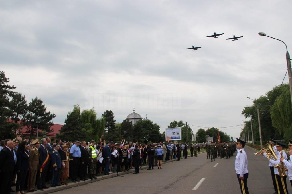 11 onorul aviatiei