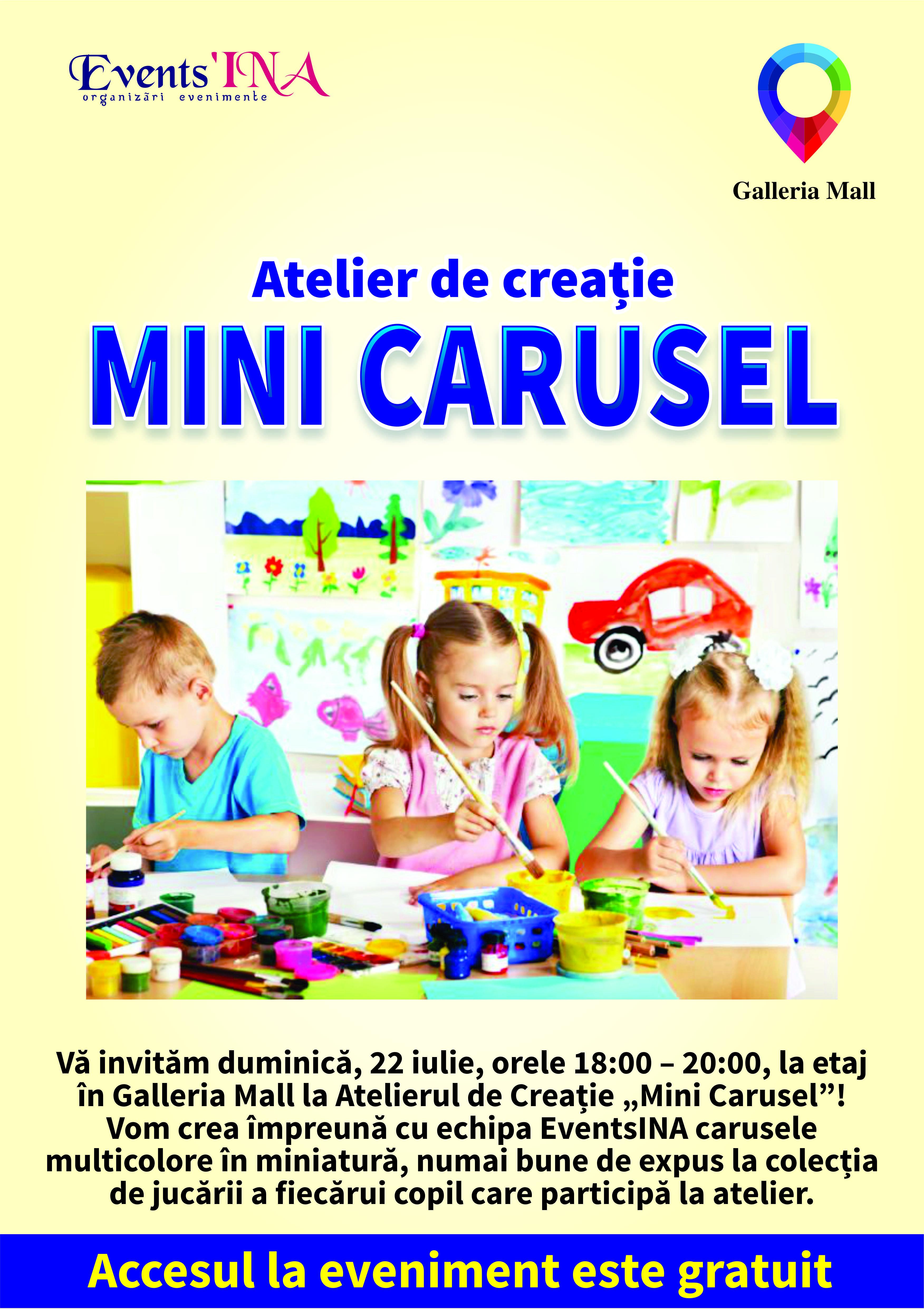 Mini Carusel