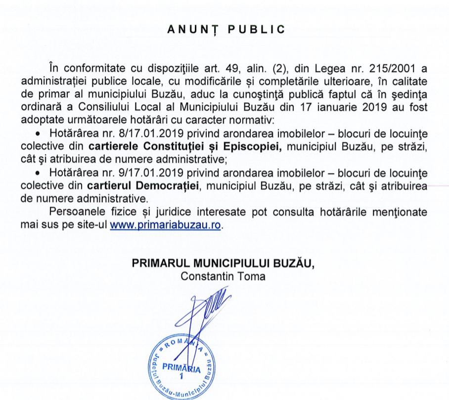 bz info