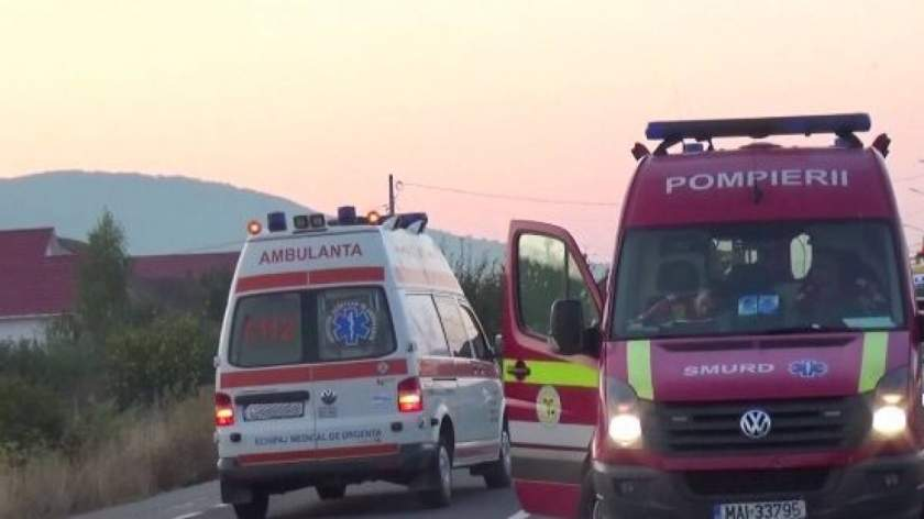 Un nou accident rutier pe DN2 E85. A avut loc în apropiere de Râmnicu Sărat