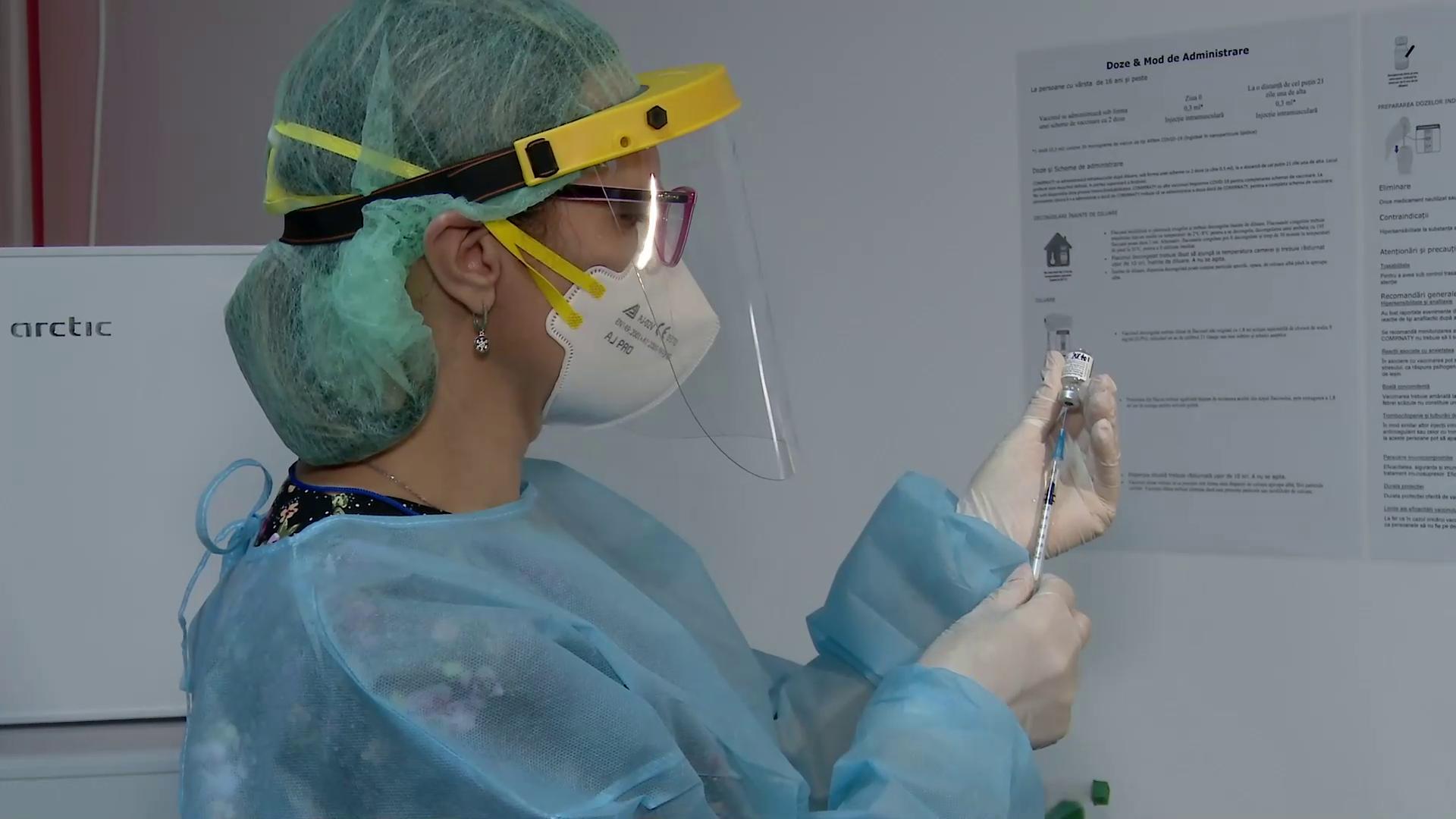 Anchetă în cazul unui sportiv buzoian reinfectat cu SARS CoV-2, după ce s-a vaccinat luna trecută