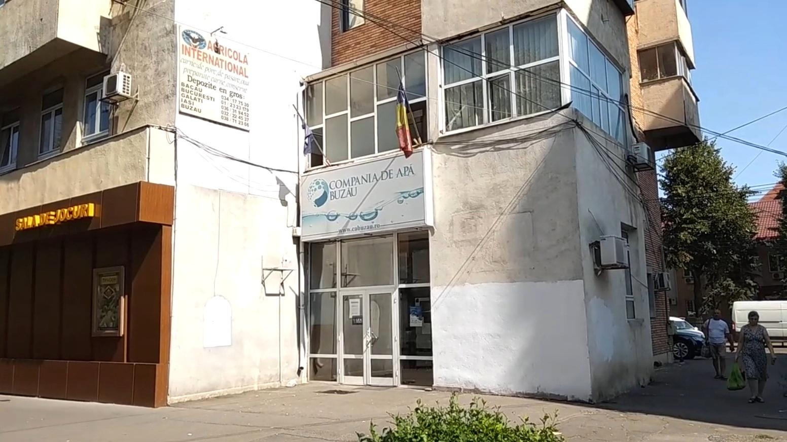 Fostul sediu al Companiei de Apă Buzău va găzdui Starea Civilă